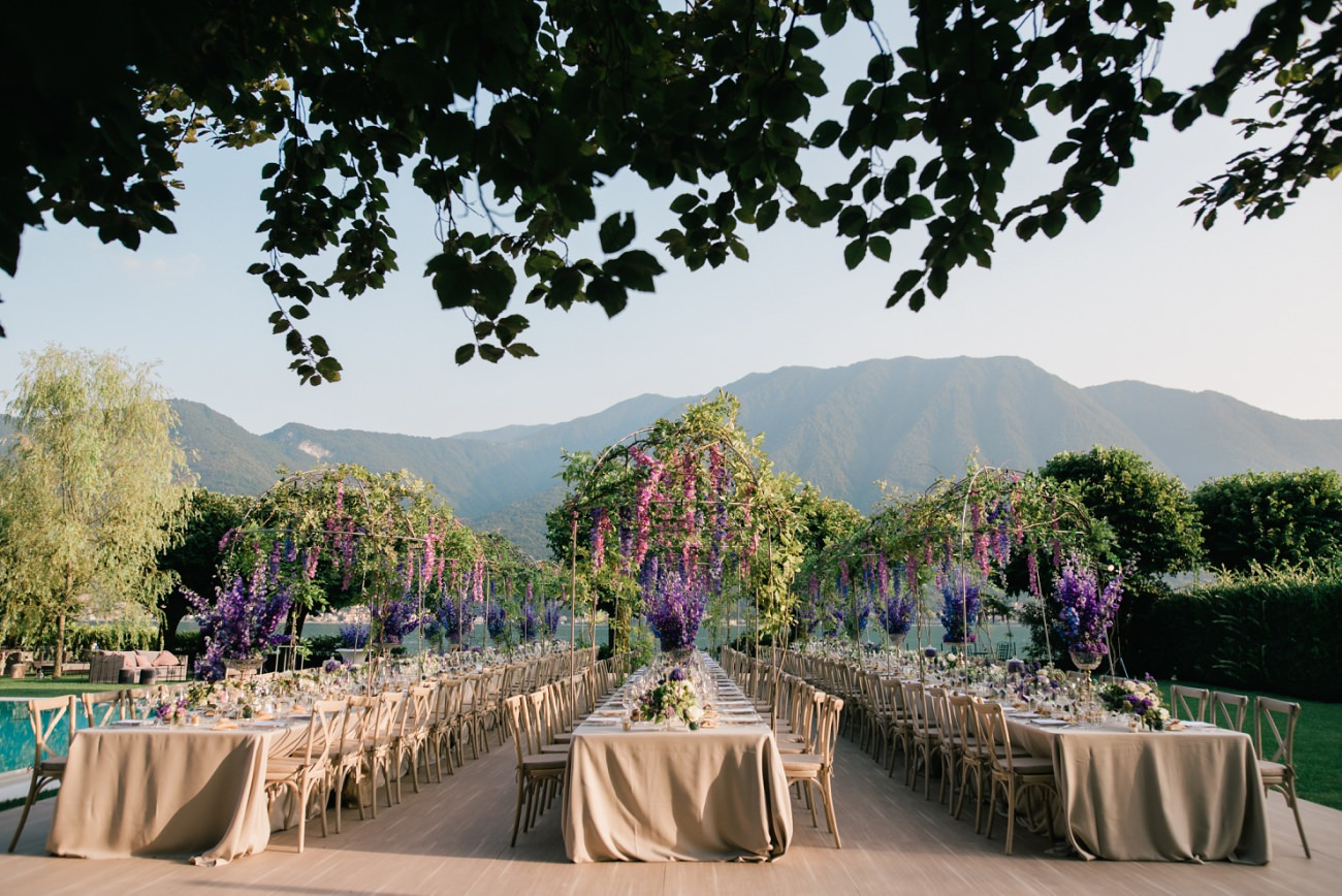 Destination Wedding Lake Como Villa Balbiano