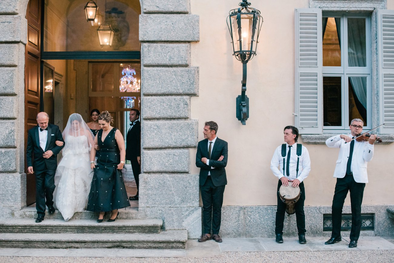 Wedding Photo Video Villa Balbiano