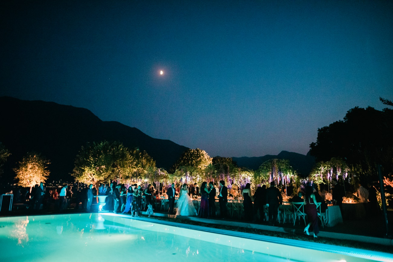 Wedding Photo Video Villa Balbiano