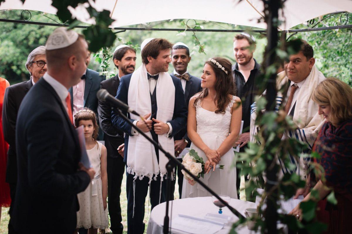 Catholic Jewish Wedding Southern France - Destination Wedding Photographer