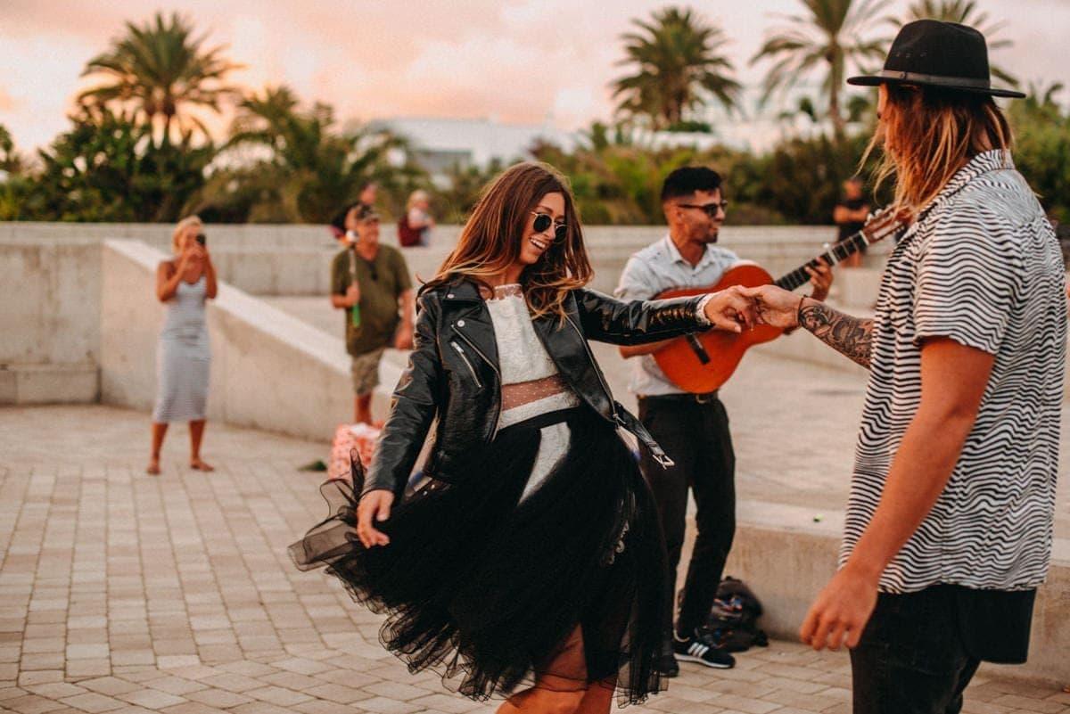 Couple Photos Canary Islands - Destination Wedding Photo Video Team