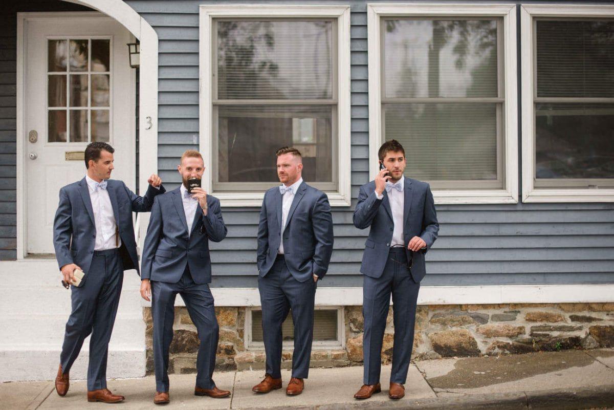 Destination Wedding Rhode Island - Wedding Photographer Newport Rhode Island