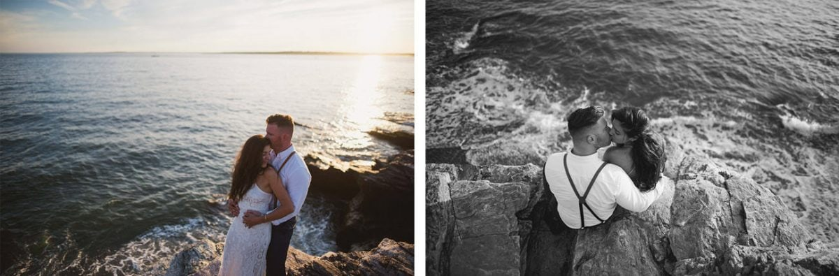 Destination Wedding Rhode Island - Wedding Photographer Newport Rhode Island