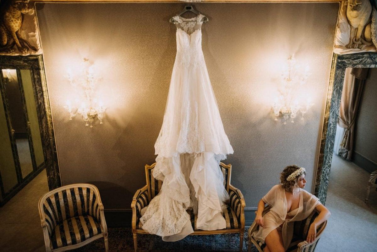 Elopement Photographer Venice - Wedding Photographer Ca Sagredo