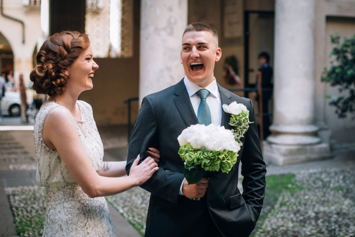 Elopement Wedding Italy - Elopement Photographer Italy