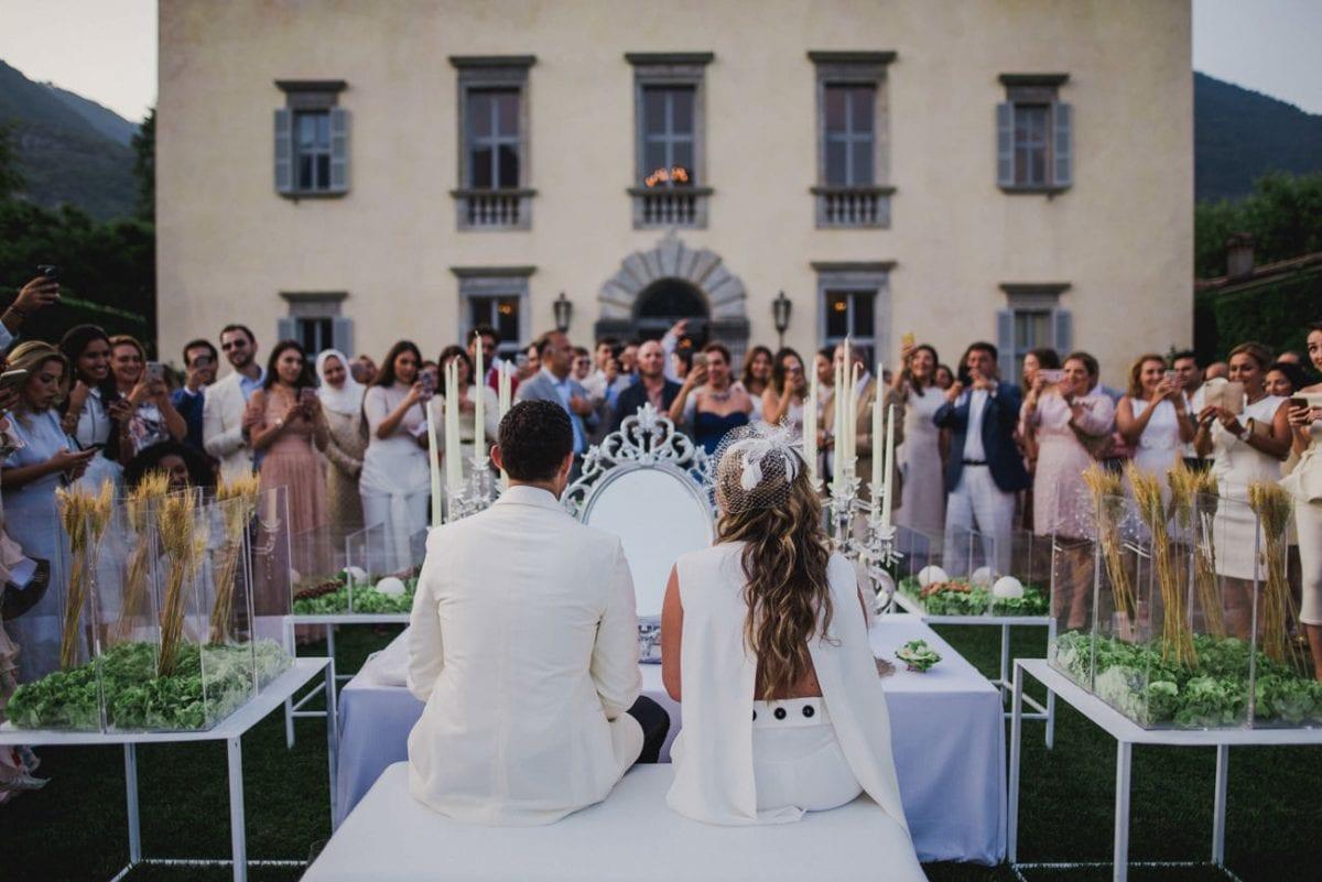 Wedding Photo Video Lake Como - Wedding Villa Balbiano