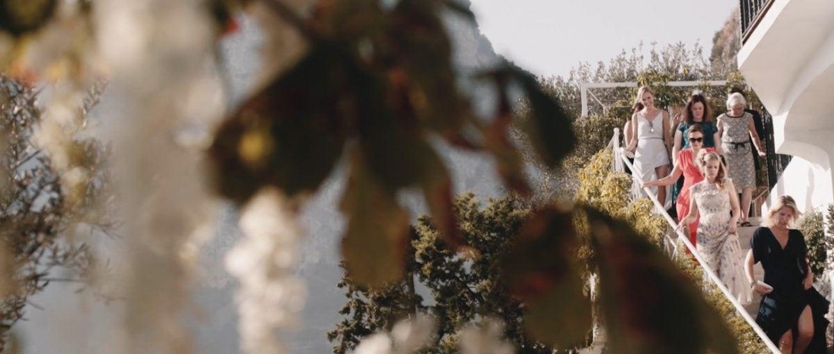 Luxury Wedding in Positano - Wedding Photo Video Amalfi Coast