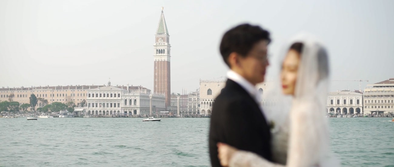 wedding video venice