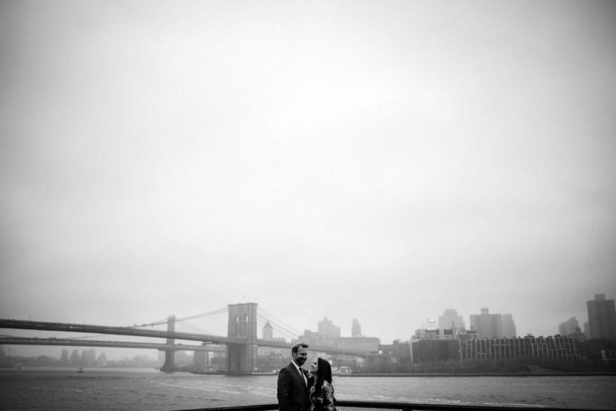 Elopement Wedding New York City - Elopement Wedding Photographer New York