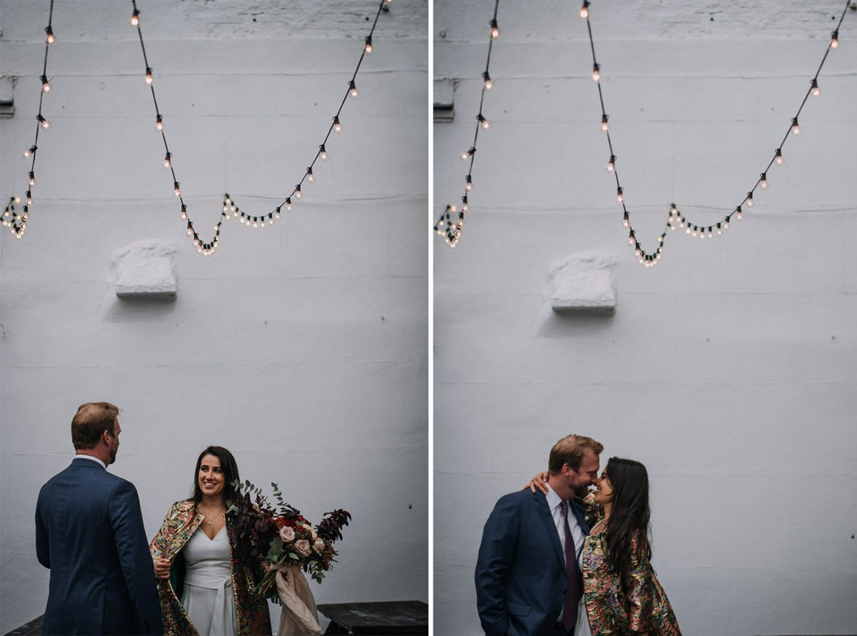 Elopement Wedding New York City - Elopement Wedding Photographer New York