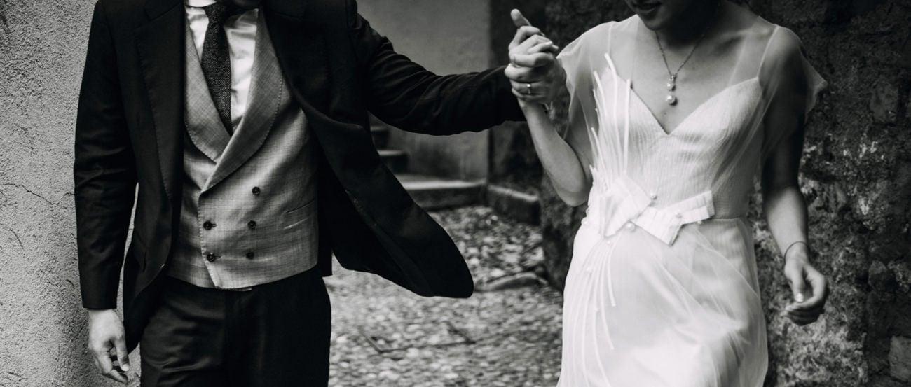 Wedding Photo & Video Italy - Prewedding Photography Lake Como - Couple Photographer Bellagio
