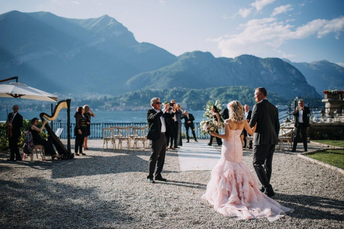 Wedding Photographer Bellagio - Intimate Wedding Lake Como