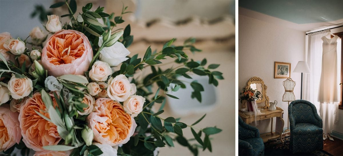 Wedding in an Italian Village - Boho Wedding in italy