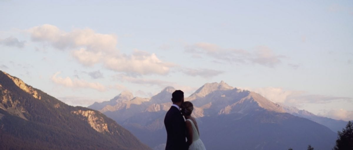 Wedding in Lenzerheide, Switzerland