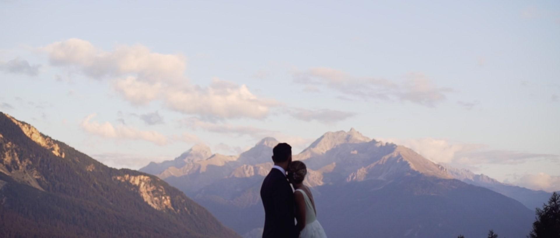 Wedding in Lenzerheide, Switzerland