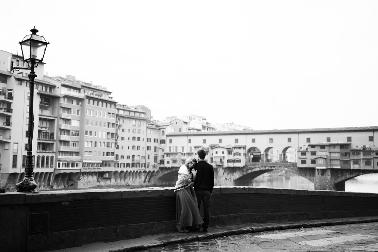 Engagement Photographer Florence, Tuscany