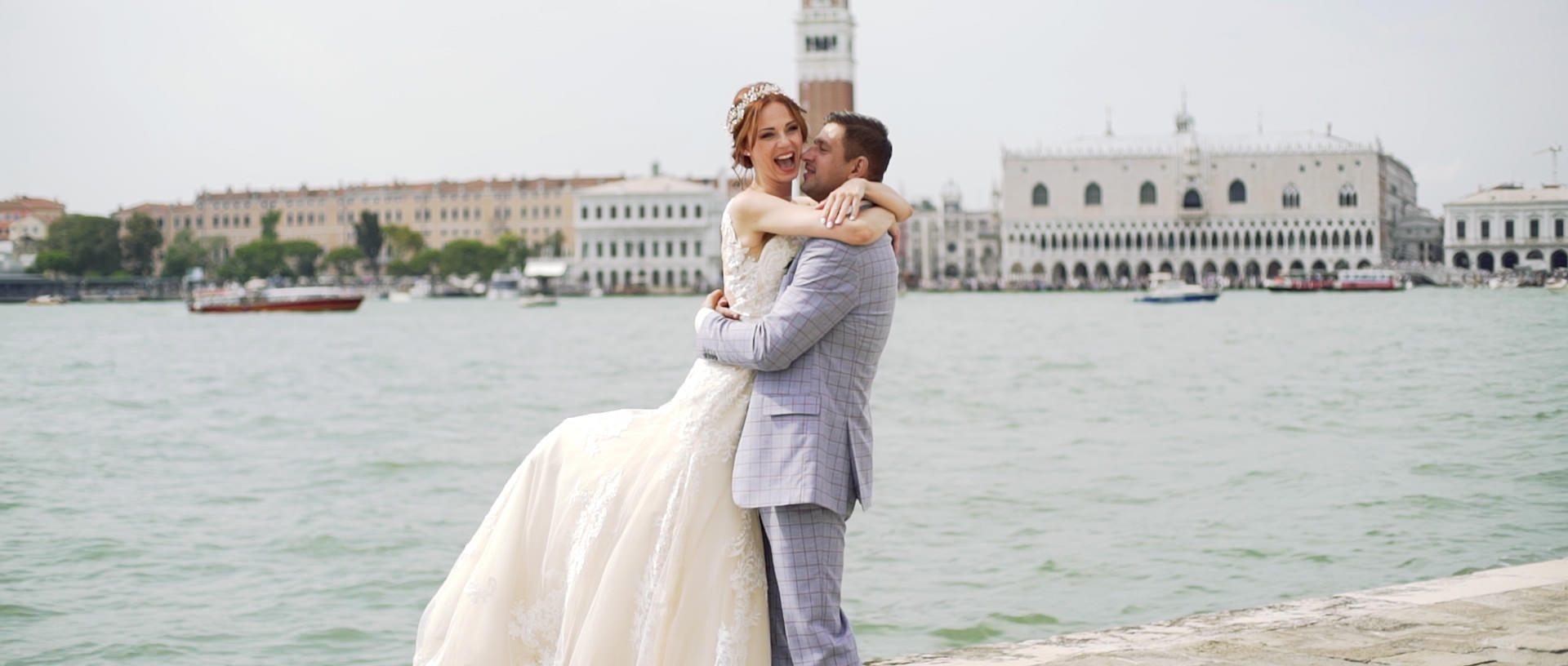 Garden Wedding in Venice