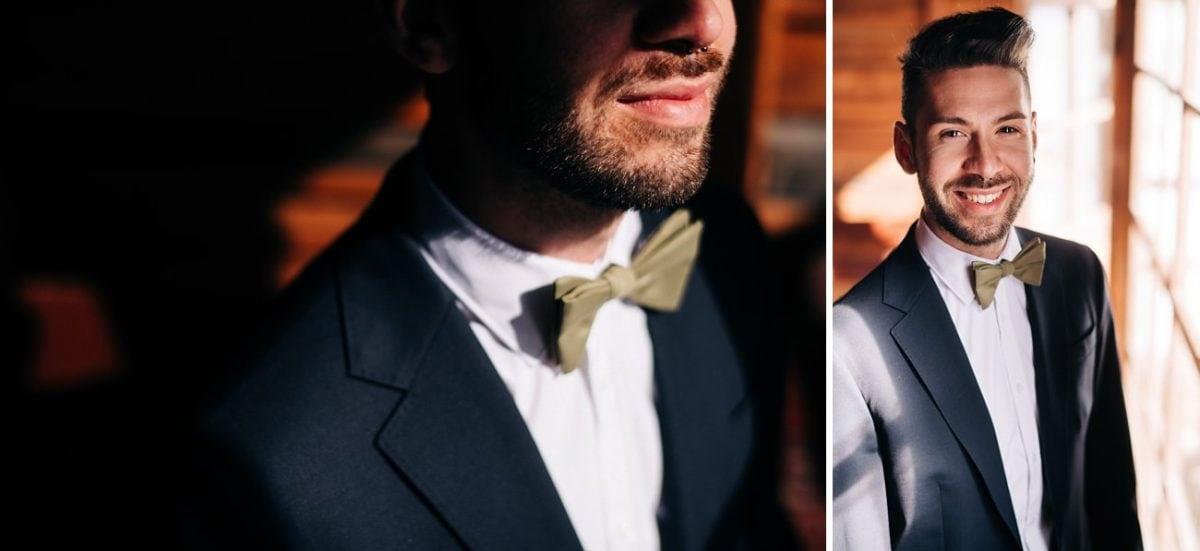 Same-Sex Elopement in Lake Braies