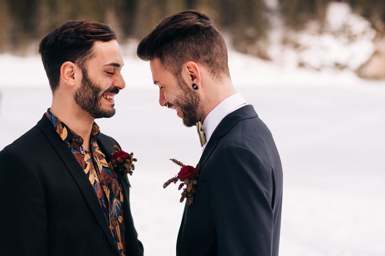 Gay Wedding in Italy