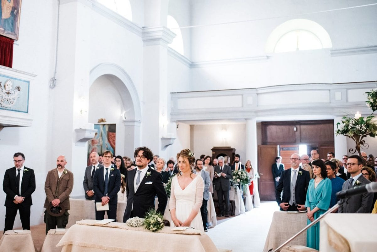 Destination Wedding in Southern Tuscany