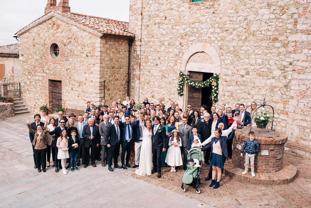 Wedding Photographer Siena