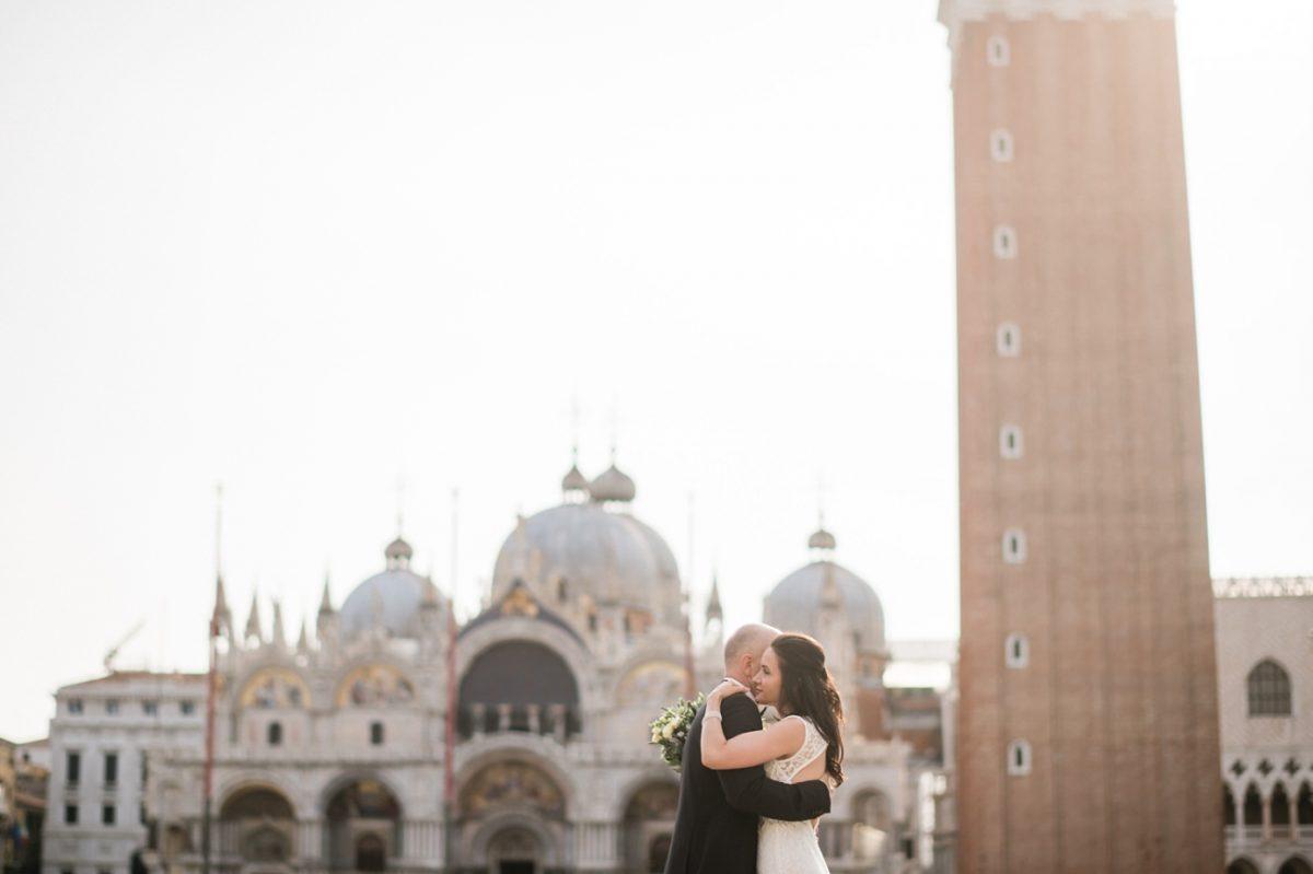 Wedding Shooting in Venice