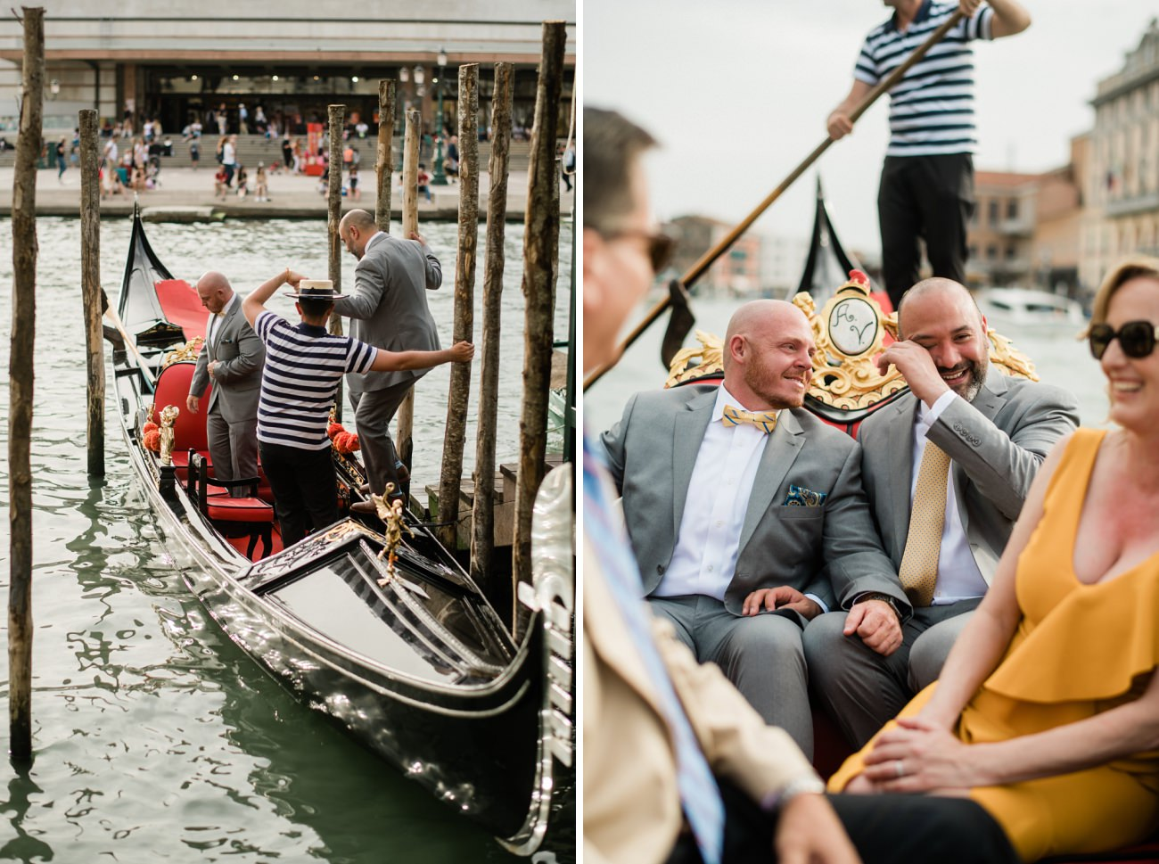 Gay Wedding in Venice