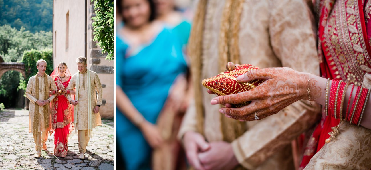 Indian Wedding in Italy