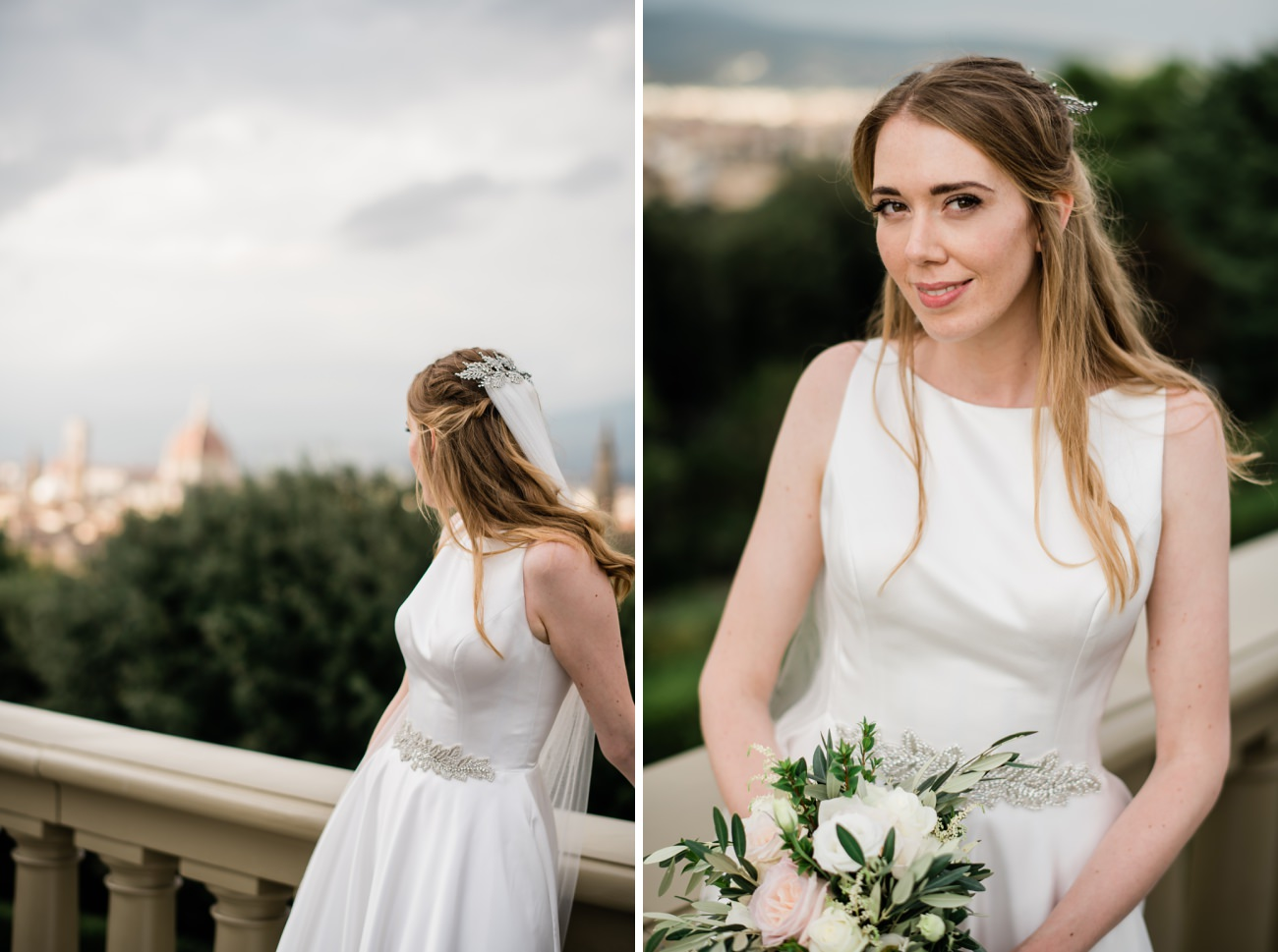 Destination Wedding Photographer Florence