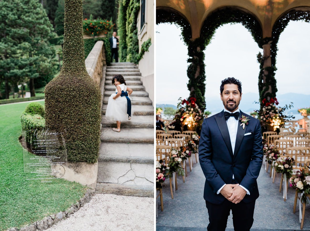Destination Wedding Villa del Balbianello Lake Como