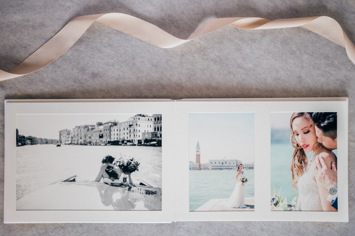 Wedding Photographer Albums Italy - ManiSol Wedding