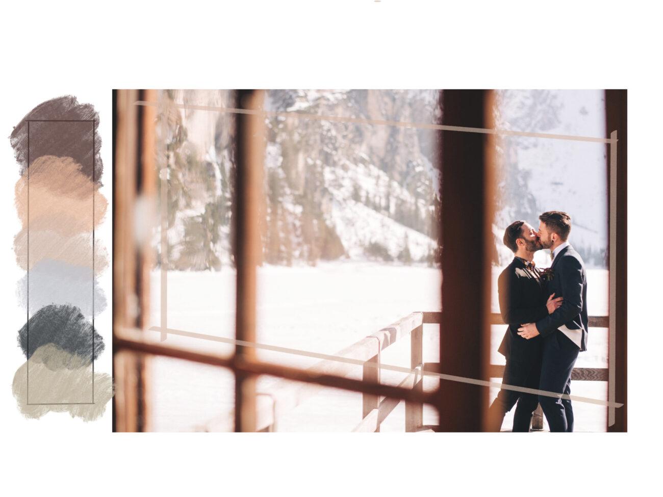 Wedding Photo & Video Italian Mountains