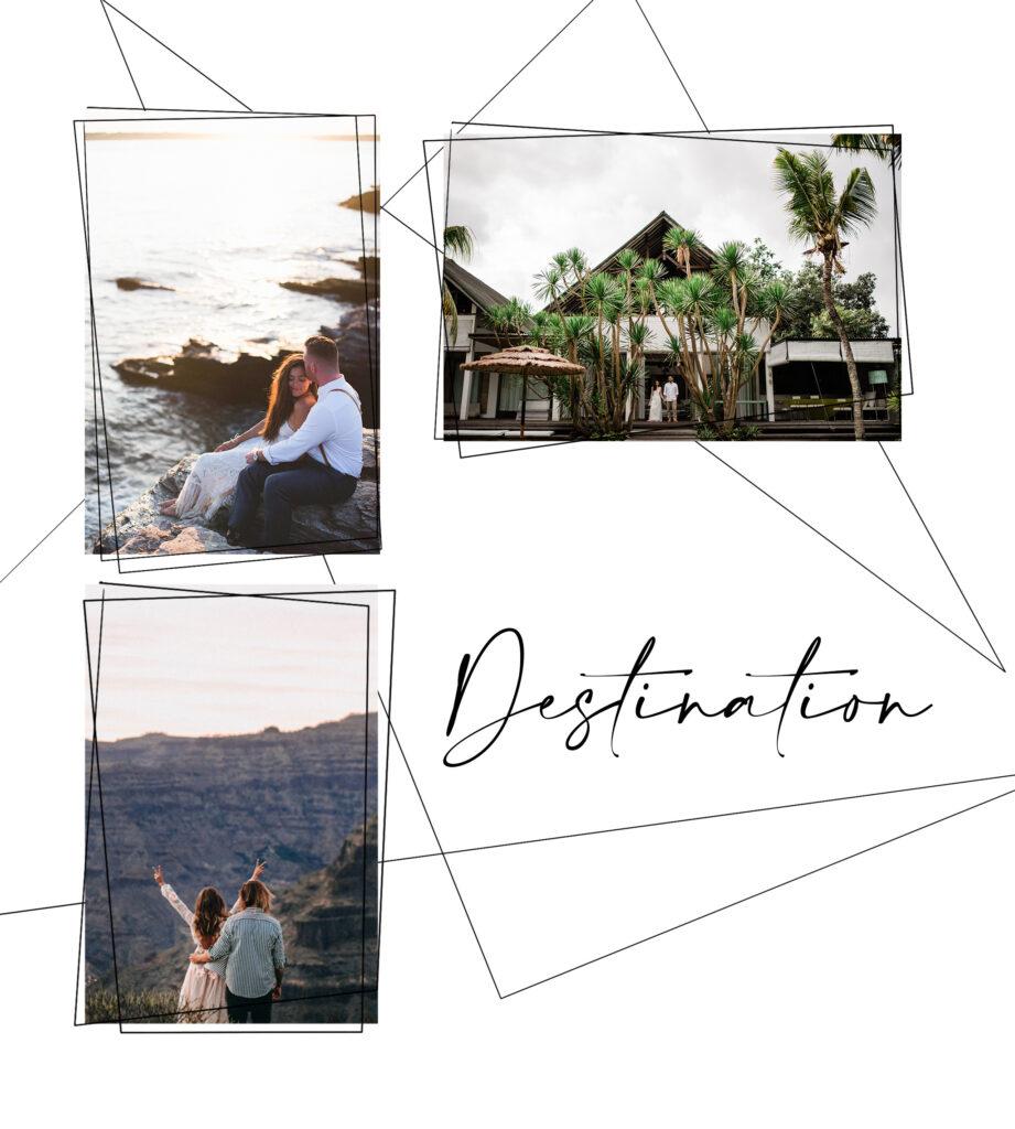 Destination Wedding Photo Video Team