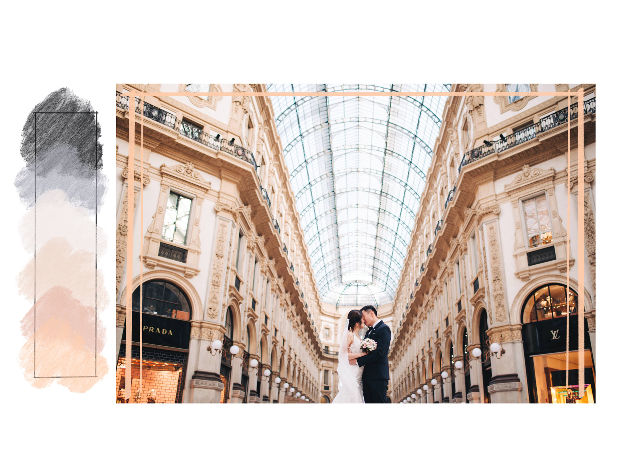 Pre-Wedding in Italy