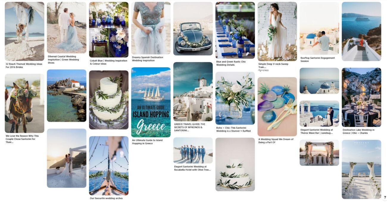 Wedding Photo Video Santorini