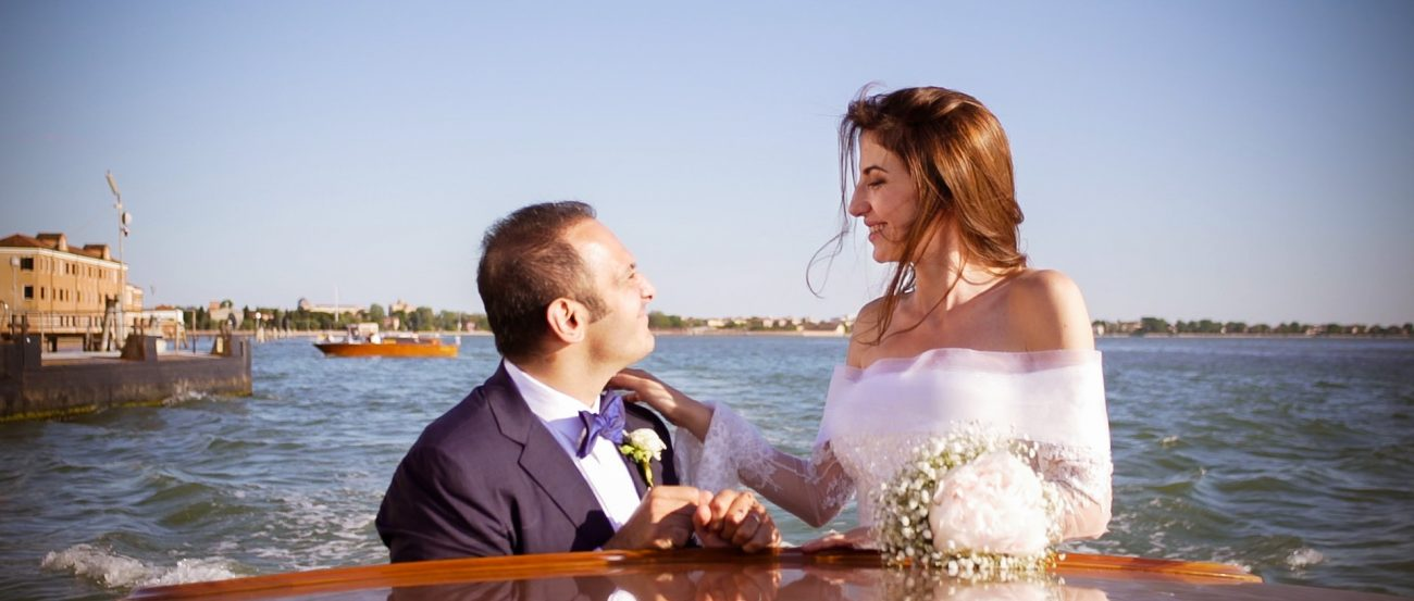 San Lazzaro degli Armeni Wedding in Venice