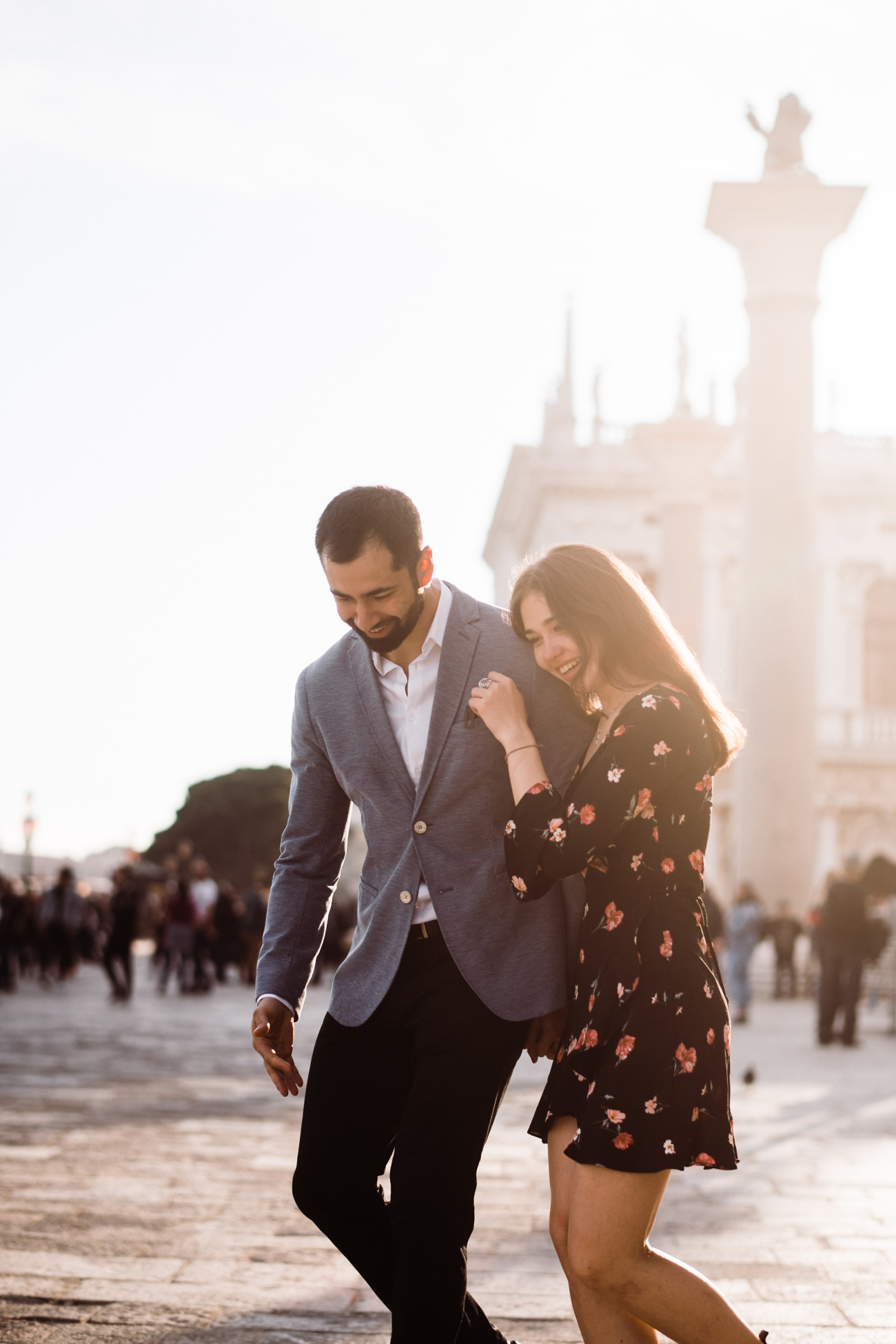 Wedding Proposal in Venice