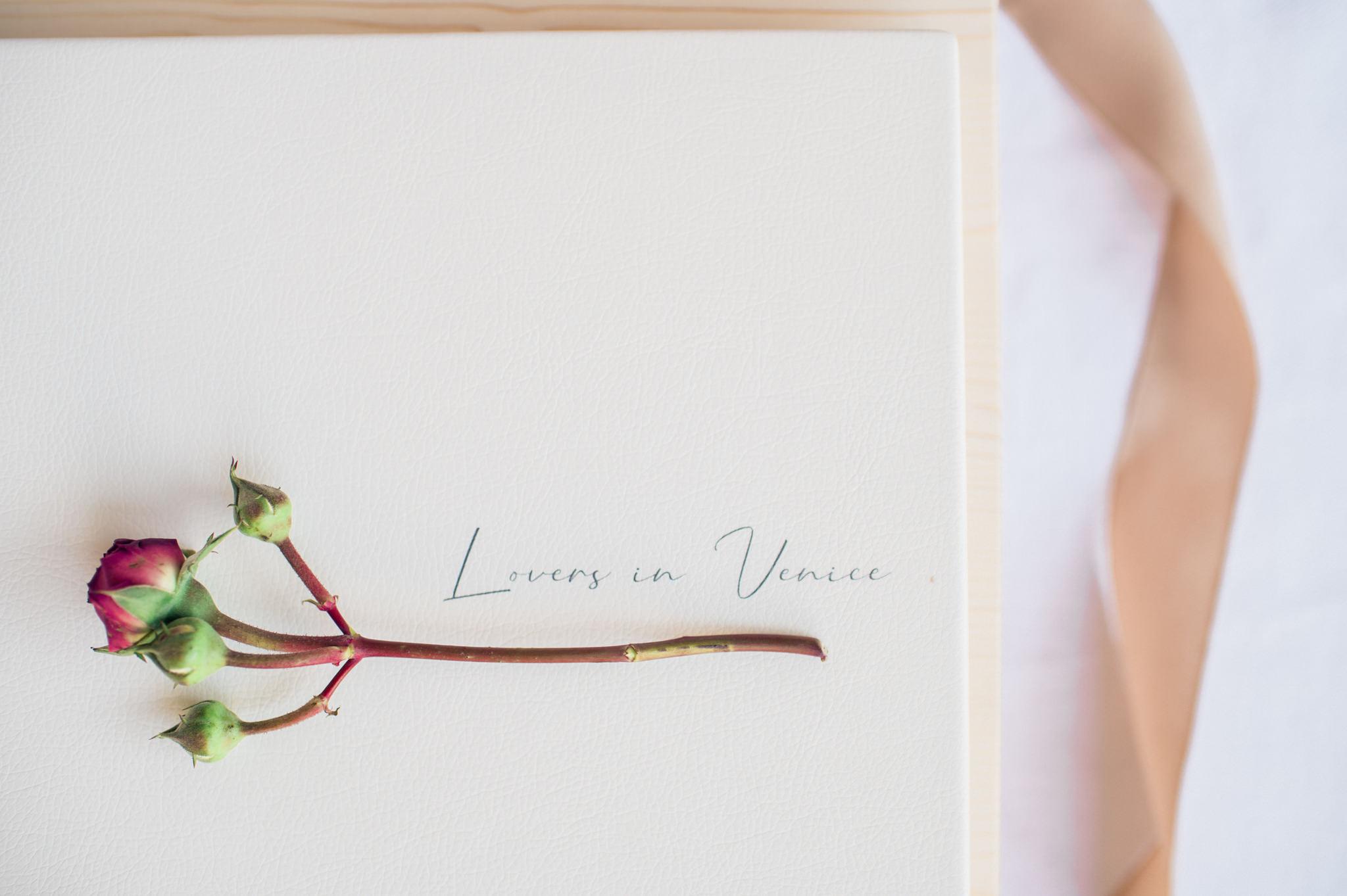 Wedding Photographer Albums Italy