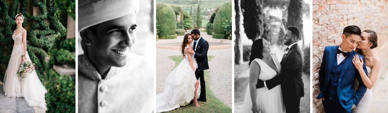 How to look great in your wedding photos