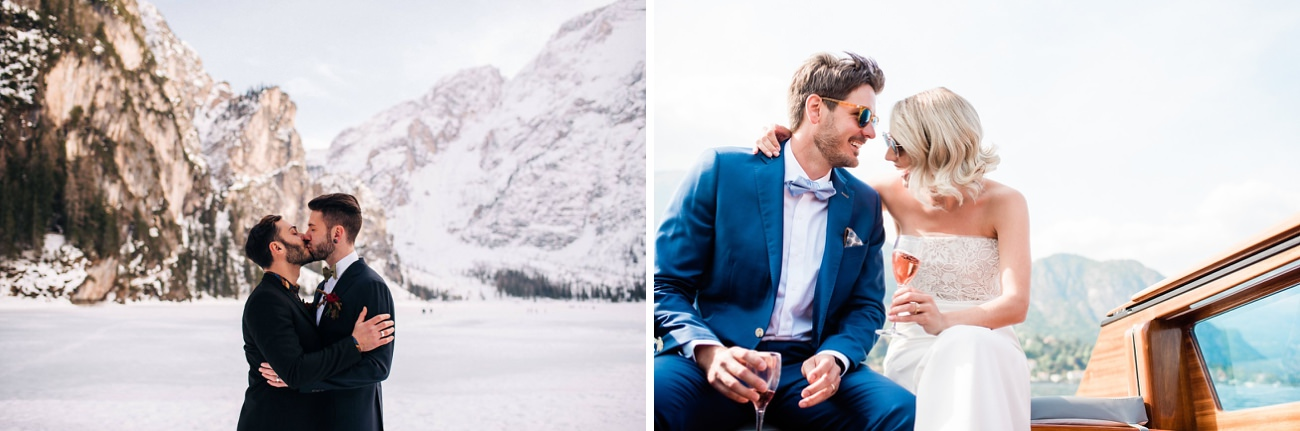 Planning a Destination Wedding in Italy