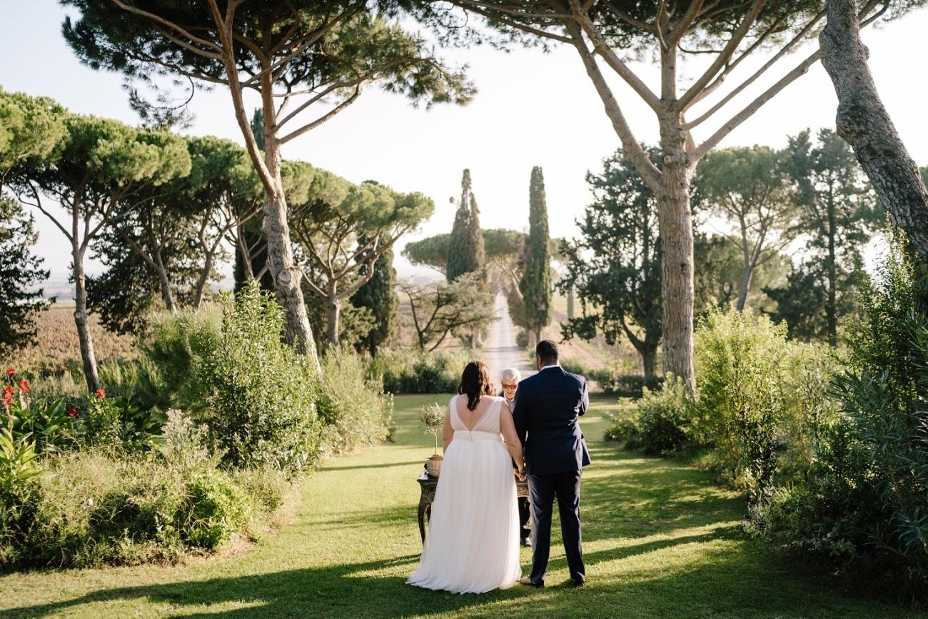 Tuscan Elopement in Maremma Toscana