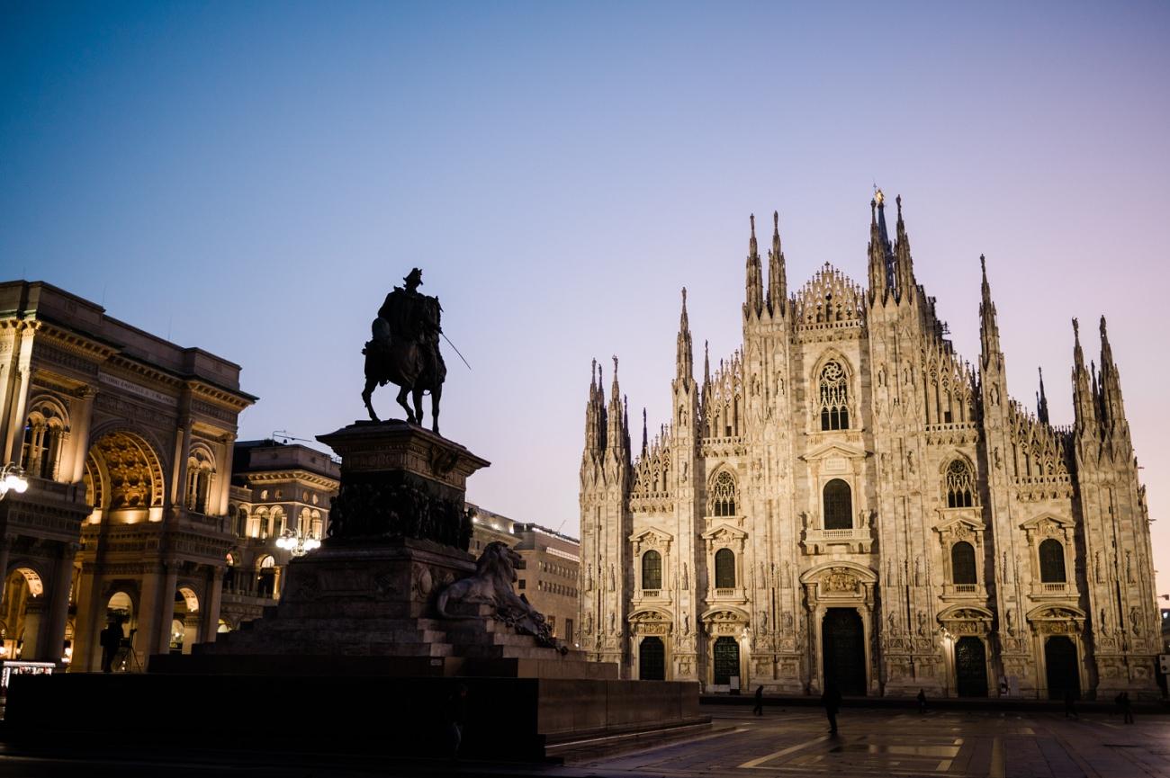 Prewedding Photography Milan