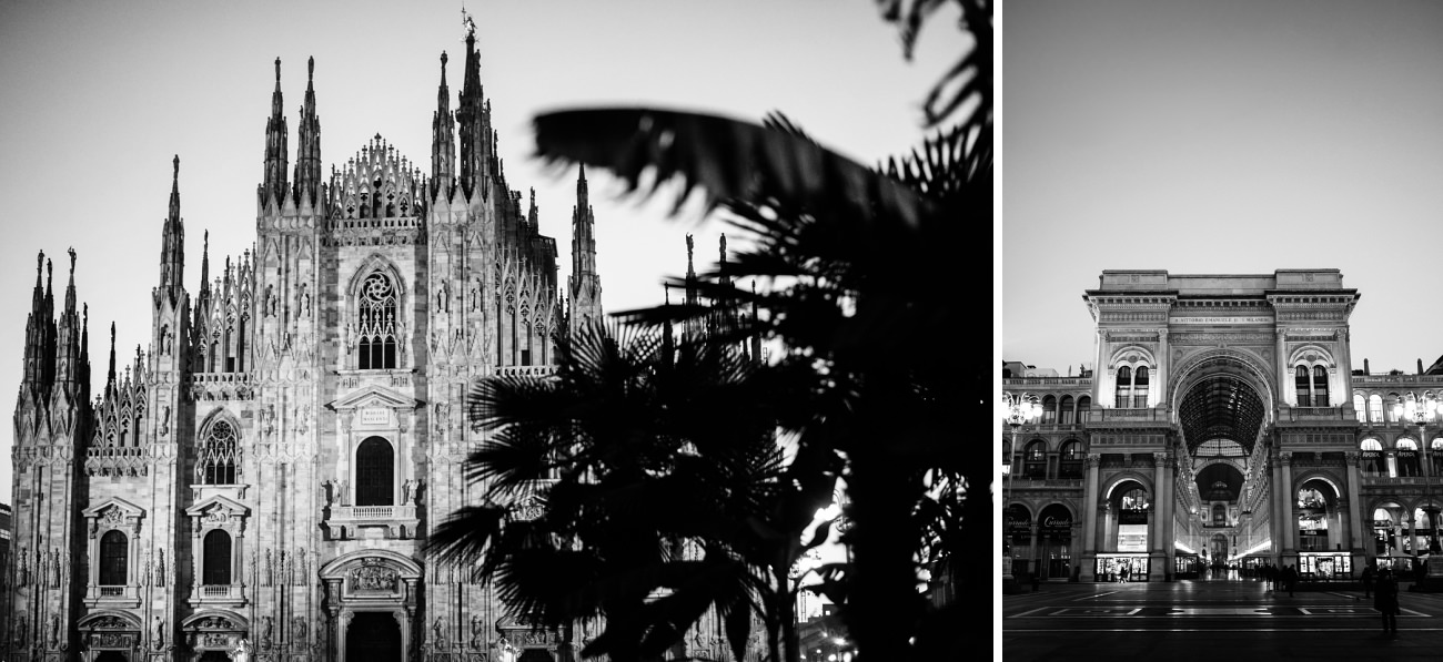 Prewedding Shooting Milan