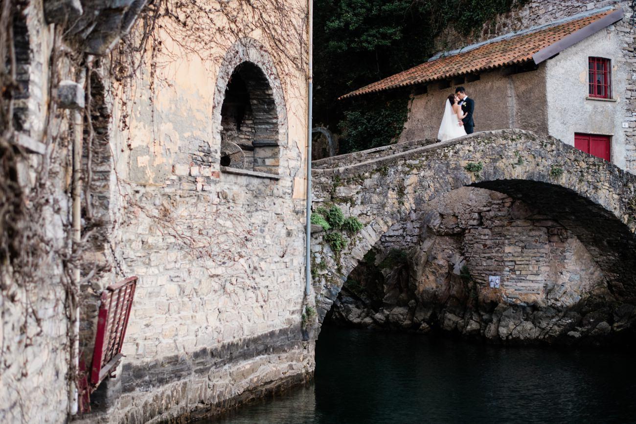 Prewedding Shooting in Lake Como