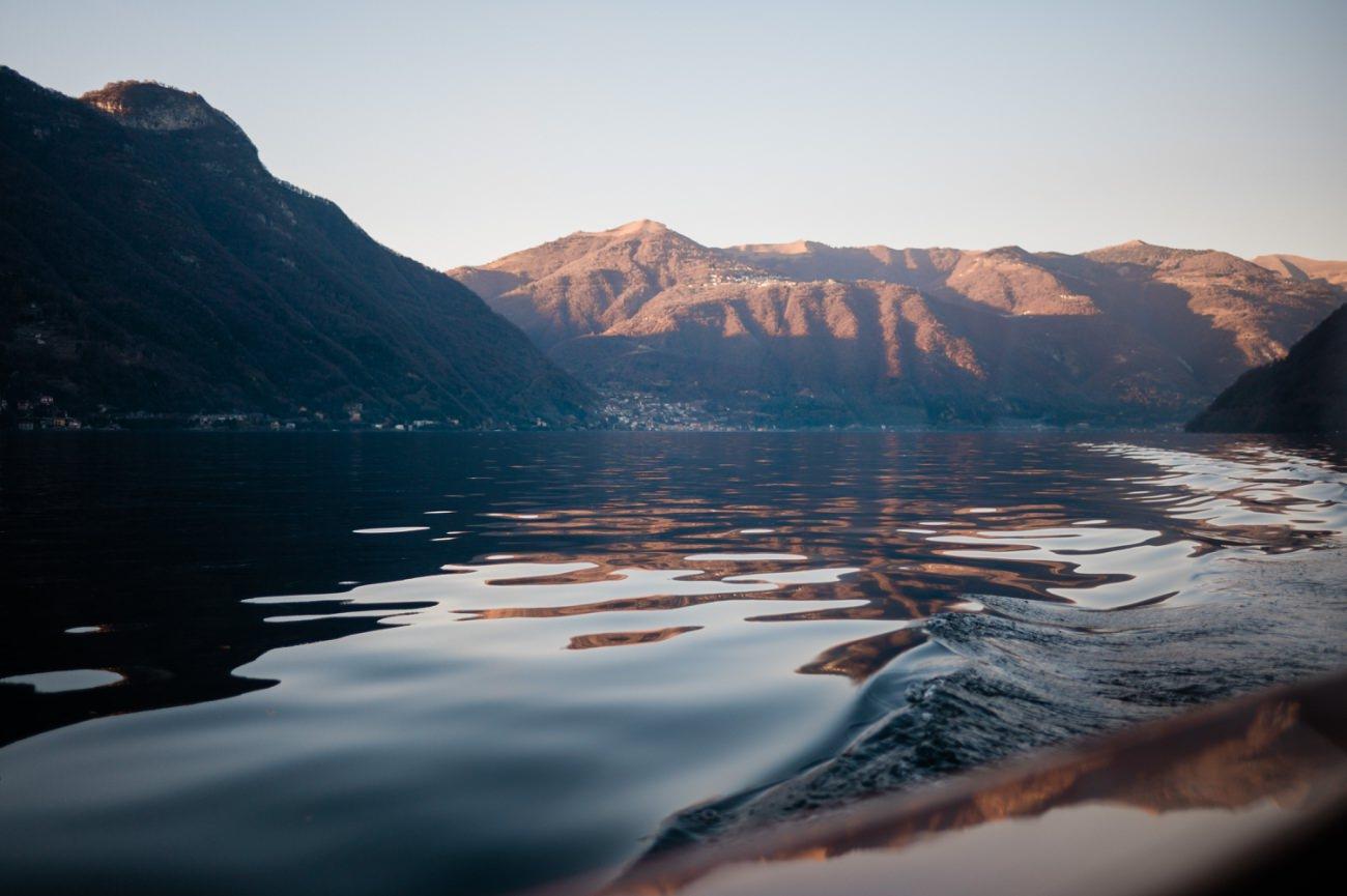 Prewedding Lake Como
