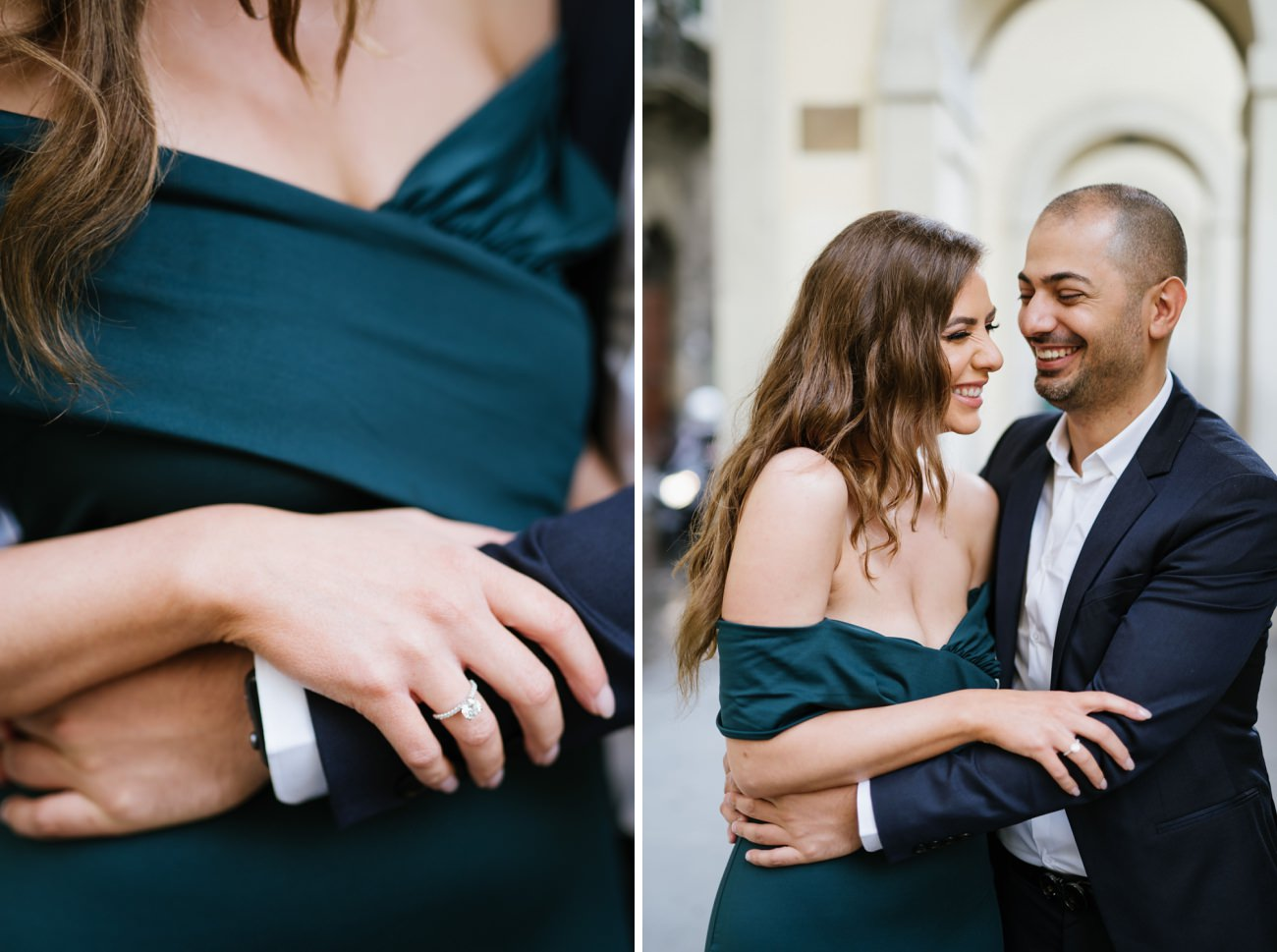 Engagement Shooting in Florence