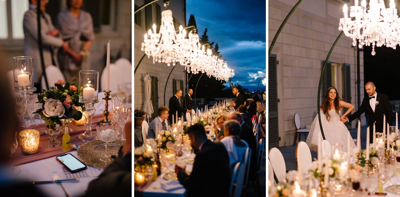 Wedding at Villa La Vedetta Florence
