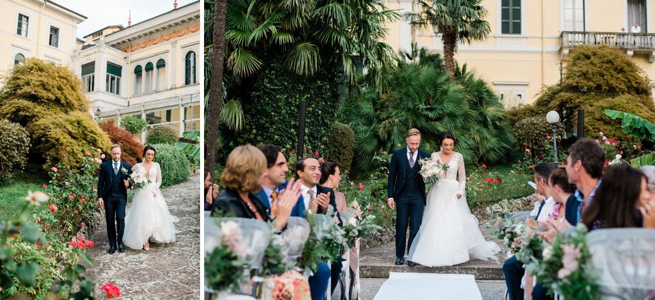Wedding at Villa Serbelloni Bellagio